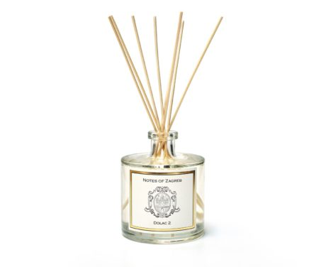 Notes of Zagreb - Dolac 2 home fragrance