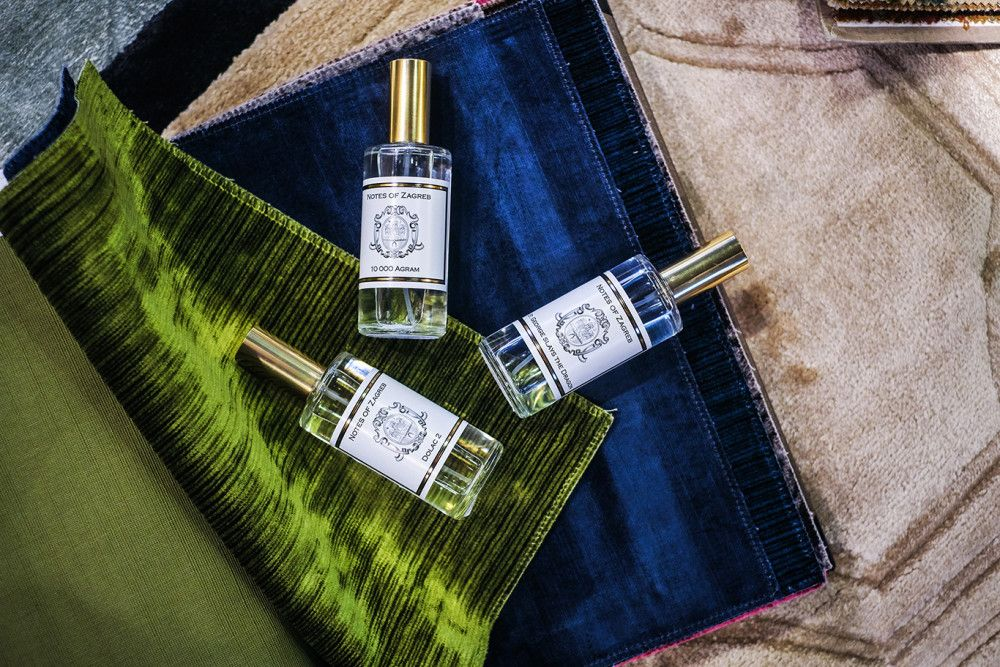 Notes of Zagreb -Room sprays-home fragrance