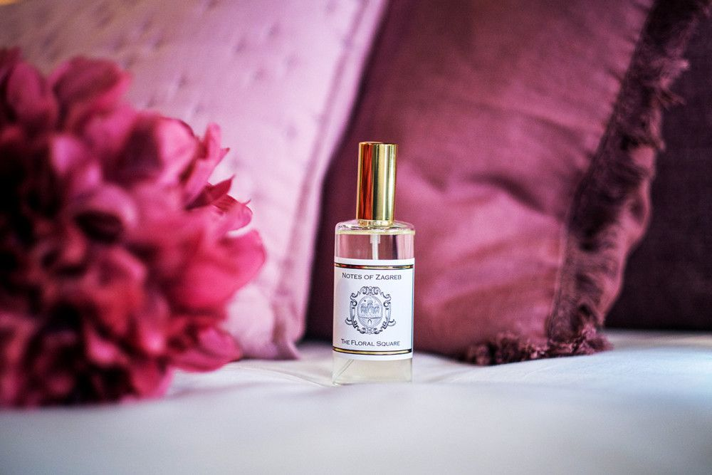 Notes of Zagreb-room spray- mirisni sprej - home fragrance
