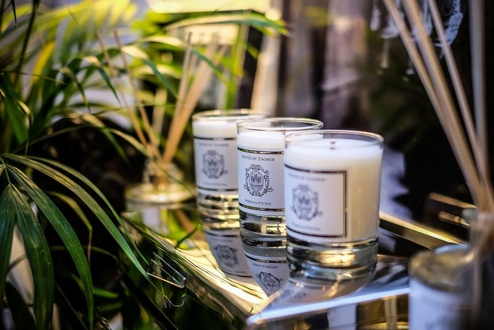 Notes of Zagreb home fragrance-scented candles-mirisne svijeće