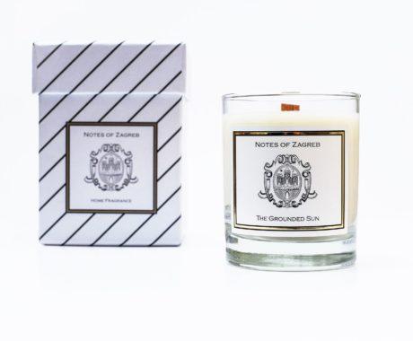 Scented candle-mirisna svijeća-Notes of Zagreb-home fragrance-mirisna svijeće
